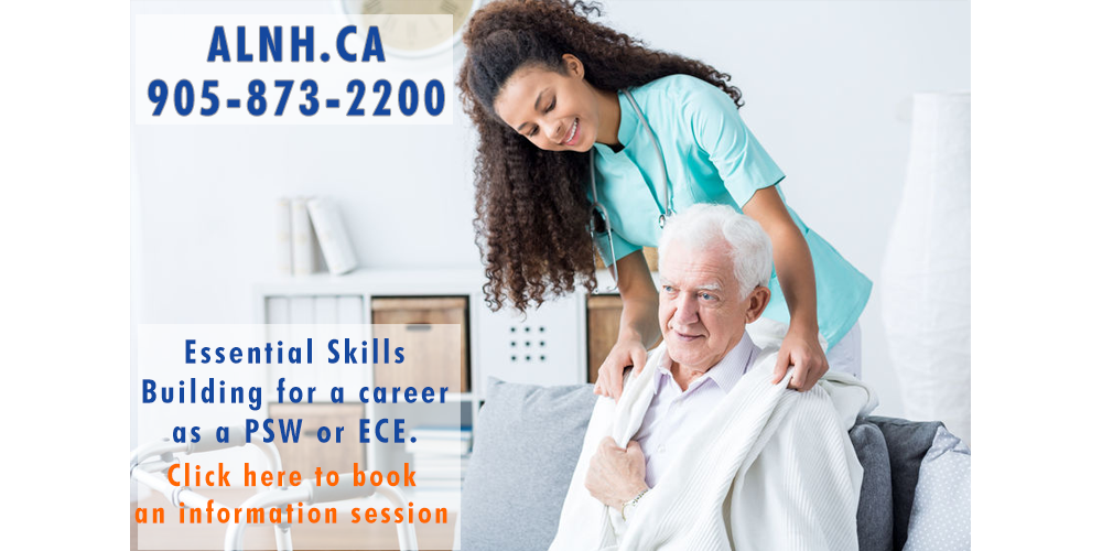 Essential Skills for PSW or ECE Career